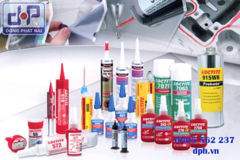 Các loại keo dán công nghiệp được sử dụng nhiều nhất hiện nay