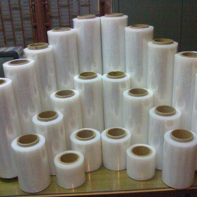 Cuộn màng PE dày 23mic