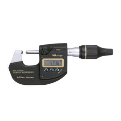 Panme điện tử đo ngoài siêu chính xác 0~25mm 0.0001mm 293-100-10 Mitutoyo