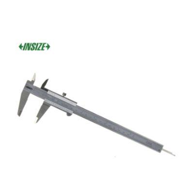 """Thước kẹp cơ Insize 1205-200S 0~200mm 0.05mm 0~8"""" 1/128"""""""