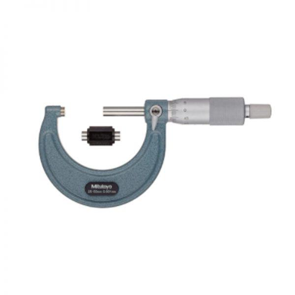 Panme đo ngoài cơ khí 25~50mm 0.001mm 103-130 Mitutoyo