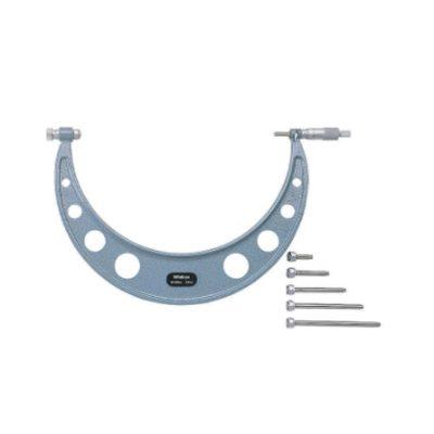 Panme đo ngoài cơ khí 50~150mm 0.01mm 104-161A Mitutoyo
