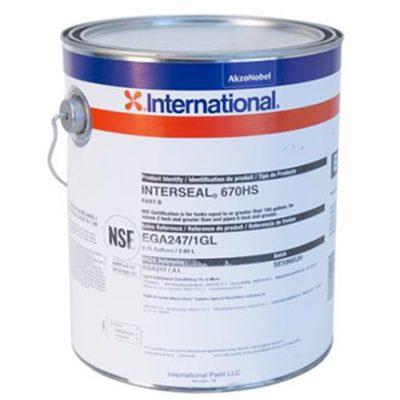 SƠN CÔNG NGHIỆP INTERNATIONAL INTERSEAL 670HS
